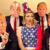 porno con Dodald Trump